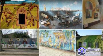 Museo abierto de arte Iberoamericano de San Gregorio de Polanco